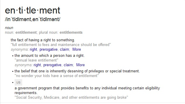 entitlementdefinition