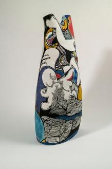 Formal Ware: Vase I, 2016